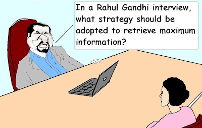 rahul gandhi, speeches, journalism, interview