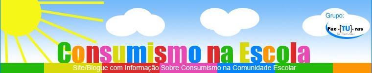 Consumismo na Escola