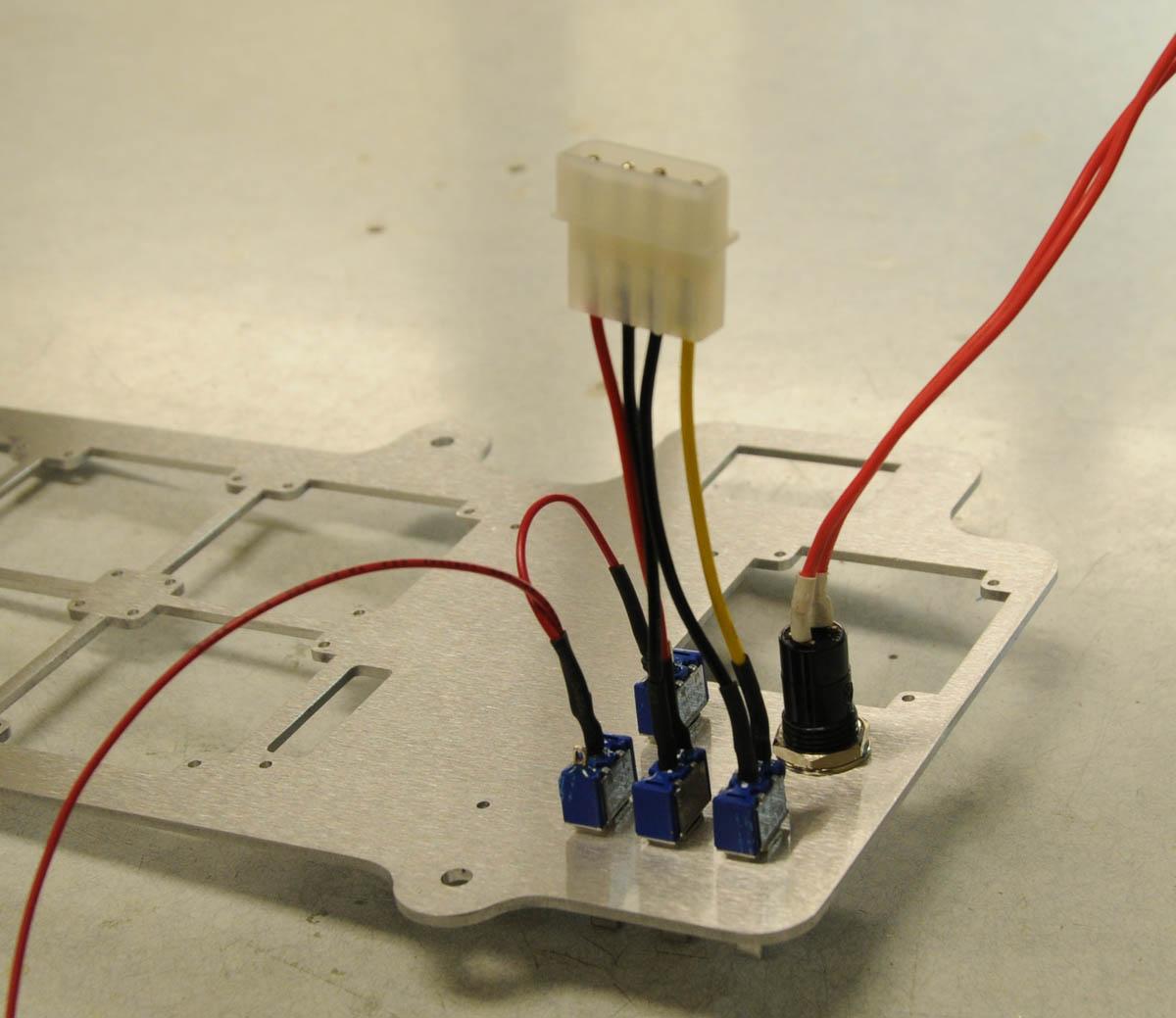 Belite Ultralight Blog: Wiring an ultralight instrument panel into ...