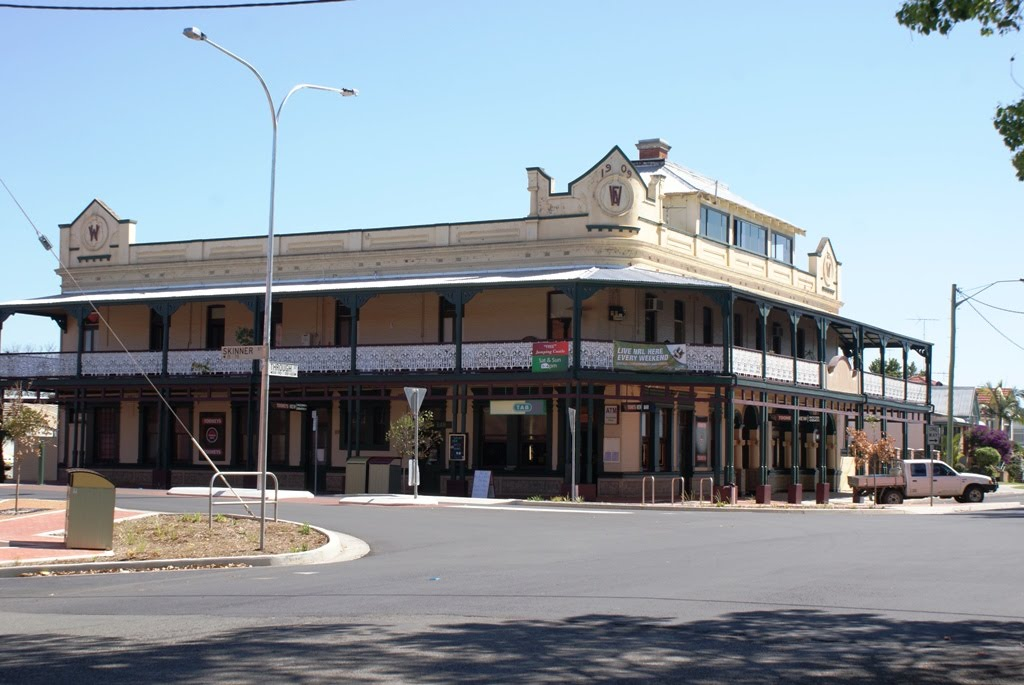 South Grafton Has A Heritage Ping Precinct And There Are Some Lovely Old Buildings In The Area
