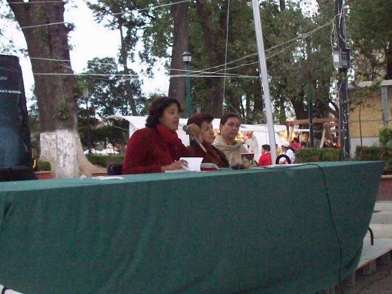 lctura en Tulancingo, hidalgo, dentro del 2 encuentro de escritores realizado en esa ciudad