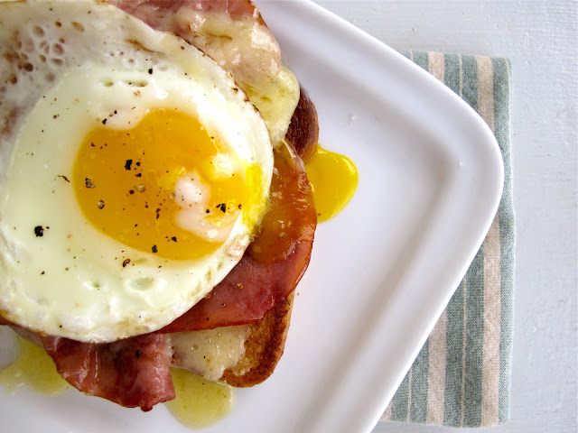 Jenny Steffens Hobick Croque Madame Recipes Simple Healthy Breakfast Ideas