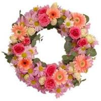 זרי אבל וסידורי פרחים לטקסי לוויה