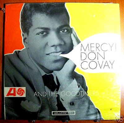Don Covay and The Goodtimers Don Covay And The Goodtimers Mercy Mercy - Can't Stay Away