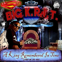 Big K.R.I.T A King Remembered In Time