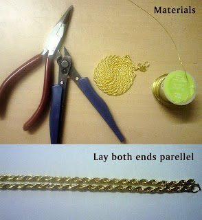 gold+spiral+pendant+tutorial Meet and Make: Divya N.