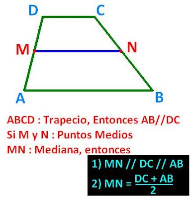 difinicion altura mediana: