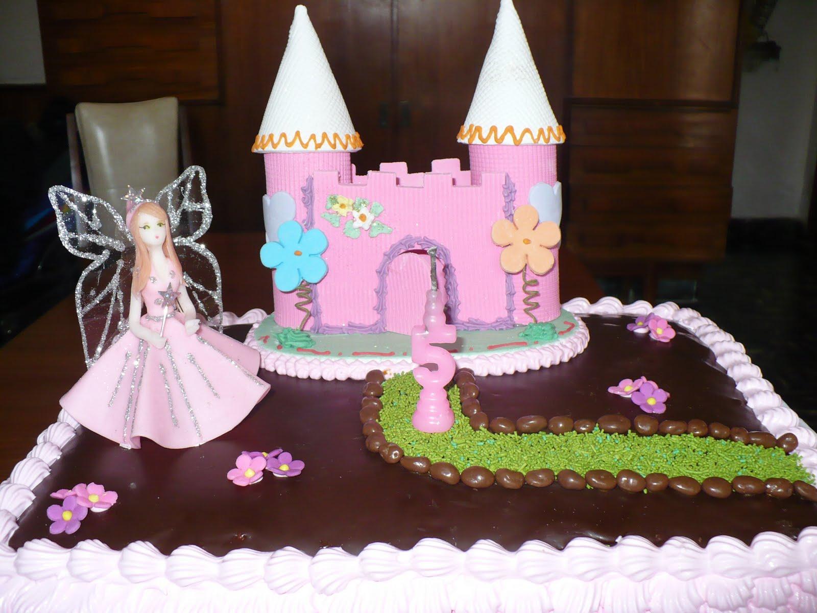 Torta de cumpleaños para niña - Imagui