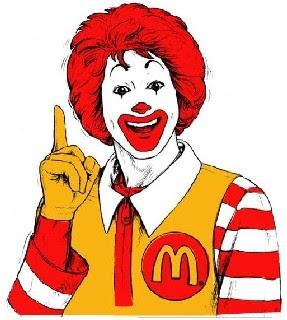 Médicos americanos querem eliminar Ronald McDonald ...