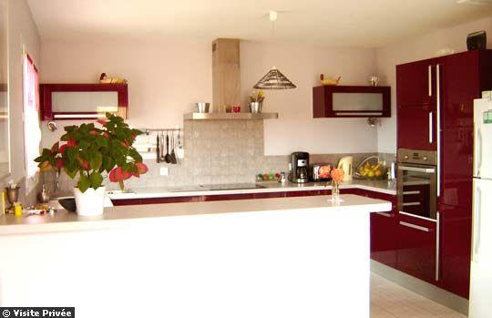 Decorando la francesa inspira o para cozinhas for Bar dans cuisine ouverte