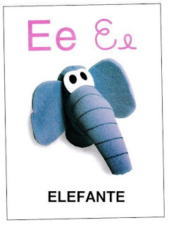 Eelefante%2520001 As Vogais para crianças