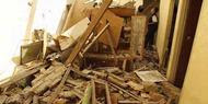 Meteor through the house in Duren Sawit
