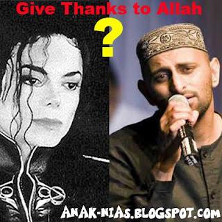 Lirik Lagu Give Thanks to Allah Mp3