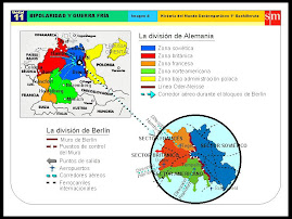 difinicon del mapa de berlin