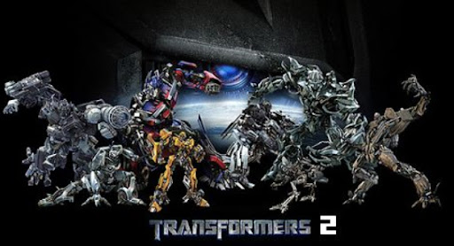 Transformer 2 Revenge of the Fallen game