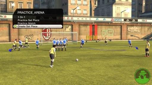FIFA Soccer 10 cheats