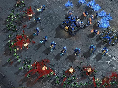 StarCraft II Wings of Liberty review
