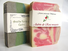 Mis jabones revisados por julia de Cocobongsoaps