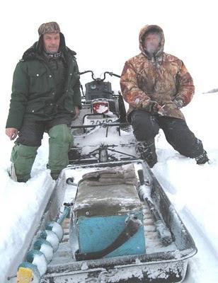 почему снегоход буран много жрет бензина