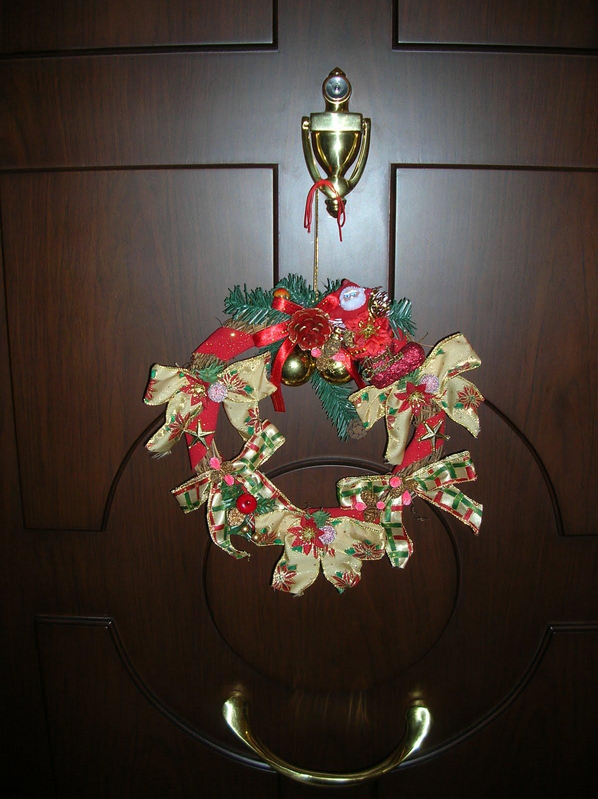 hediye - kapı süsü yılbaşı ile ilgili görsel sonucu
