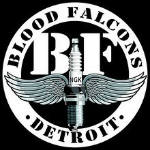 Blood Falcons