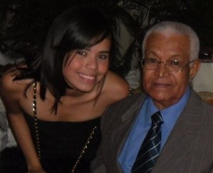 I and my granfather