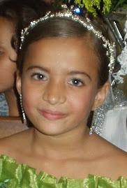 Débora, minha princesa de Deus