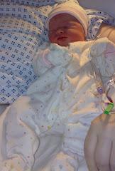 New granddaughter Ashleigh