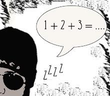 1 + 2 + 3 = zzz