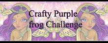 Crafty Purple Frog Challenges
