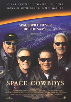 Space Cowboys dirigida por Clint Eastwood