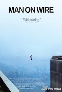 Man on Wire dirigida por James Marsh