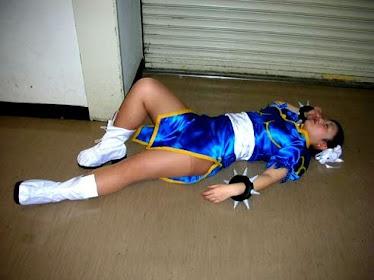 Se beber não jogue Street Fighter