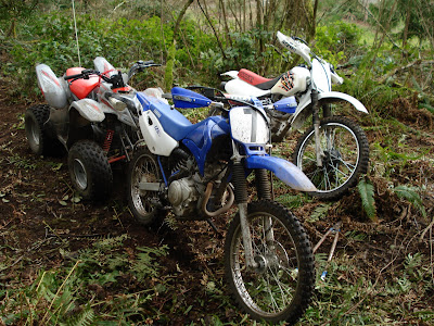 125L Yamaha (Dirt Bike)