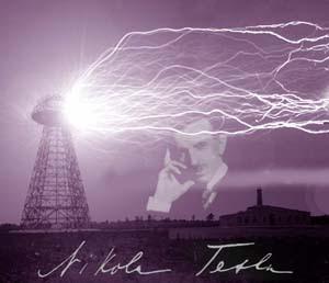 El automóvil empujado por el éter de Nikola Tesla.