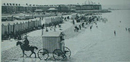 Bathing Machine at Rhyll