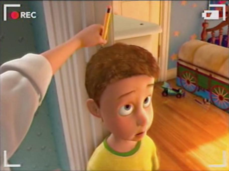 Toy Story 3 Molly