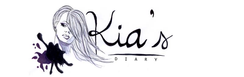 Kia's diary