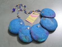 En  azul cobalto