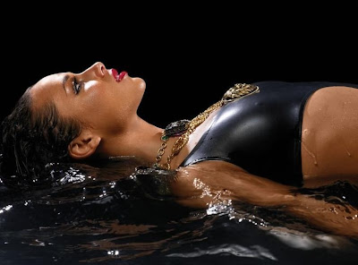 Alicia Keys - photoshoot Thierry Legoues