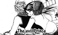 The Evil Prince Axc