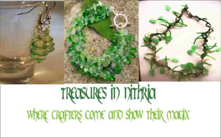 Treasures In Nithria