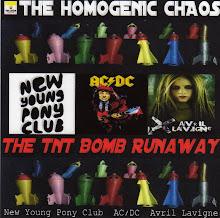 The TNT Bomb Runaway