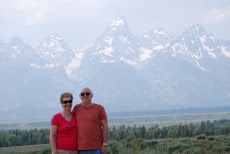 The Tetons Summer 2008
