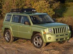 Jeep Shows Compass Overland 2