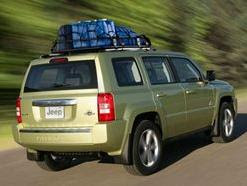 Jeep Shows Compass Overland