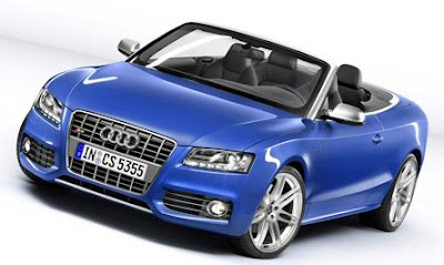 The new Audi A5 S5