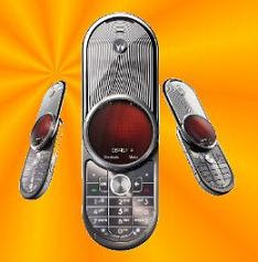 the Motorola AURA