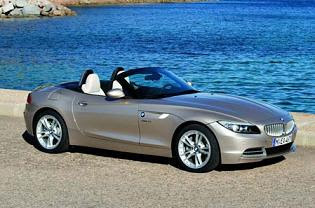 BMW Z4 officially unveiled