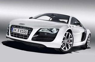 Car Audi R8 V10